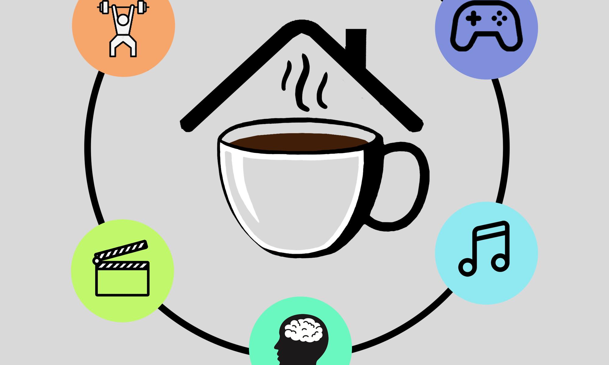 Pause Zuhause Logo